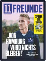 11 Freunde (Digital) Subscription July 1st, 2019 Issue