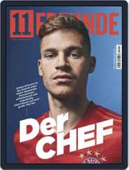11 Freunde (Digital) Subscription September 1st, 2019 Issue