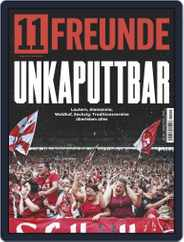11 Freunde (Digital) Subscription October 1st, 2019 Issue