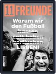 11 Freunde (Digital) Subscription December 1st, 2019 Issue