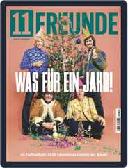 11 Freunde (Digital) Subscription January 1st, 2020 Issue