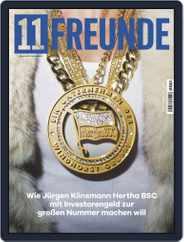 11 Freunde (Digital) Subscription February 1st, 2020 Issue