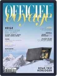 L'Officiel Voyage (Digital) Subscription November 20th, 2013 Issue