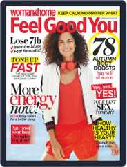 Woman & Home Feel Good You (Digital) Subscription November 1st, 2019 Issue