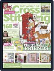 The World of Cross Stitching (Digital) Subscription April 1st, 2019 Issue