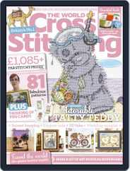 The World of Cross Stitching (Digital) Subscription May 30th, 2019 Issue