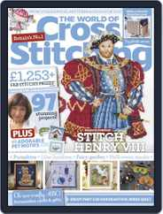 The World of Cross Stitching (Digital) Subscription October 1st, 2019 Issue