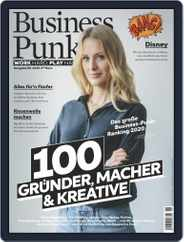 Business Punk (Digital) Subscription November 1st, 2019 Issue