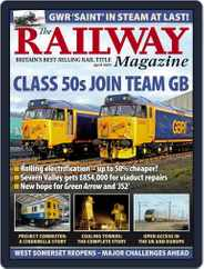 The Railway (Digital) Subscription April 1st, 2019 Issue