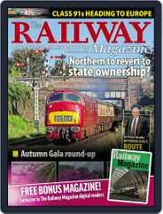 The Railway (Digital) Subscription November 1st, 2019 Issue