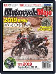 Motorcycle Mojo (Digital) Subscription January 1st, 2019 Issue