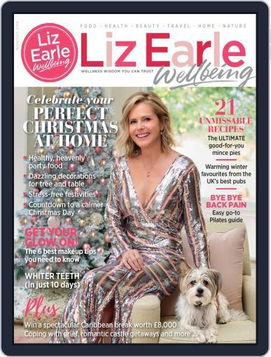 Liz Earle Wellbeing November 1st, 2019 Digital Back Issue Cover