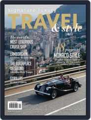 Signature Luxury Travel & Lifestyle (Digital) Subscription October 1st, 2016 Issue