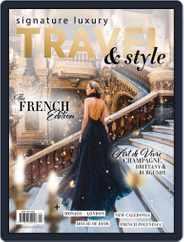 Signature Luxury Travel & Lifestyle (Digital) Subscription January 1st, 2018 Issue