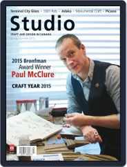 Studio Magazine (Digital) Subscription March 30th, 2015 Issue