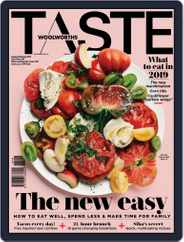 Woolworths TASTE (Digital) Subscription January 1st, 2019 Issue
