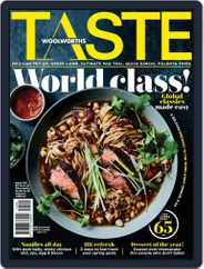 Woolworths TASTE (Digital) Subscription August 1st, 2019 Issue
