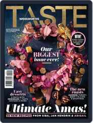 Woolworths TASTE (Digital) Subscription December 1st, 2019 Issue