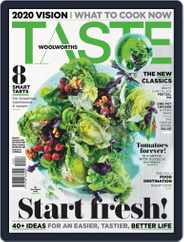 Woolworths TASTE (Digital) Subscription January 1st, 2020 Issue