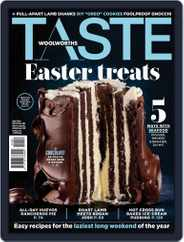 Woolworths TASTE (Digital) Subscription April 1st, 2020 Issue