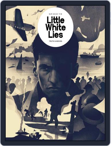 Little White Lies May 10th, 2017 Digital Back Issue Cover
