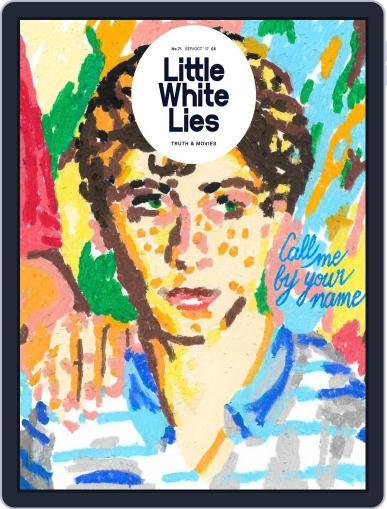 Little White Lies September 1st, 2017 Digital Back Issue Cover
