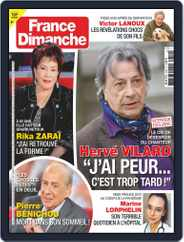 France Dimanche (Digital) Subscription April 3rd, 2020 Issue
