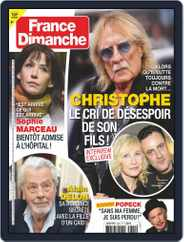 France Dimanche (Digital) Subscription April 17th, 2020 Issue