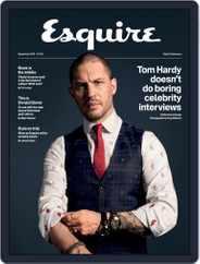 Esquire UK (Digital) Subscription September 1st, 2018 Issue