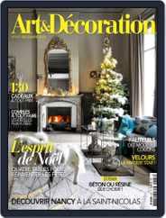 Art & Décoration (Digital) Subscription December 1st, 2018 Issue