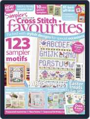 Cross Stitch Favourites (Digital) Subscription February 26th, 2016 Issue