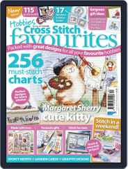 Cross Stitch Favourites (Digital) Subscription February 14th, 2018 Issue