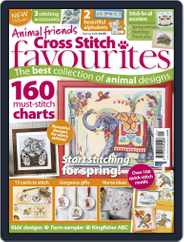 Cross Stitch Favourites (Digital) Subscription February 13th, 2020 Issue