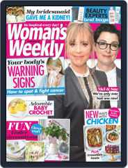 Woman's Weekly (Digital) Subscription March 31st, 2020 Issue