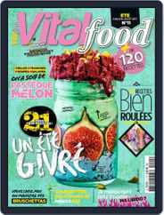 Vital Food (Digital) Subscription June 1st, 2017 Issue