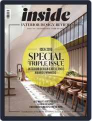 (inside) interior design review (Digital) Subscription November 1st, 2016 Issue