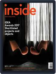 (inside) interior design review (Digital) Subscription September 1st, 2017 Issue