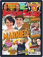 Inside Soap UK (Digital) Subscription April 11th, 2020 Issue