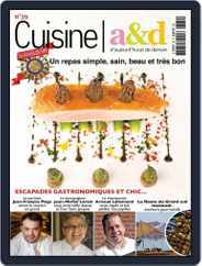Cuisine A&D (Digital) Subscription April 20th, 2016 Issue