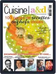 Cuisine A&D (Digital) Subscription April 1st, 2017 Issue