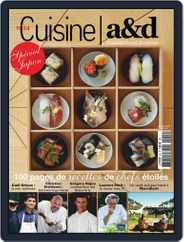 Cuisine A&D (Digital) Subscription April 1st, 2019 Issue
