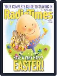 Radio Times (Digital) Subscription April 11th, 2020 Issue
