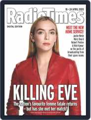 Radio Times (Digital) Subscription April 18th, 2020 Issue