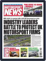 Motorsport News (Digital) Subscription March 25th, 2020 Issue
