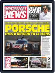 Motorsport News (Digital) Subscription April 8th, 2020 Issue
