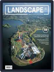 Landscape Architecture Australia (Digital) Subscription November 1st, 2016 Issue