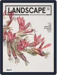 Landscape Architecture Australia (Digital) Subscription May 1st, 2017 Issue