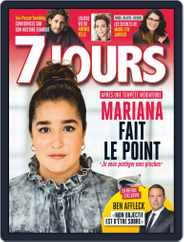 7 Jours (Digital) Subscription March 13th, 2020 Issue