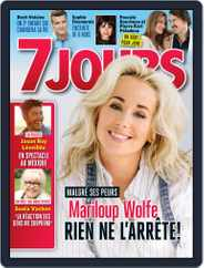 7 Jours (Digital) Subscription March 20th, 2020 Issue