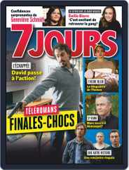 7 Jours (Digital) Subscription March 27th, 2020 Issue